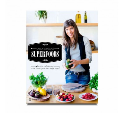 "El Libro ""superfoods"""